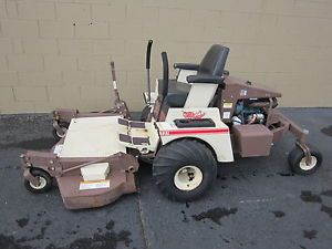 "1997 Grasshopper 721K 52"" Commercial Zero Turn Riding Lawn Mower Front Mount"