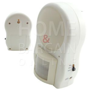 Infrared Sensor Light Battery Operated Motion Detector Automatic Security Lights
