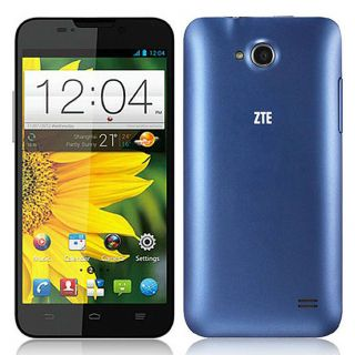ZTE V956 Quad Core MSM8225Q Android 4 1 512MB 4GB 4 5 inch Smartphone Cellphone