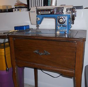 Morse Fotomatic IV Model 4400 Sewing Machine