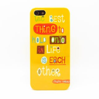 Yellow Cartoon Design Hard Case Cover Shell Protector for Apple iPhone 5 5g