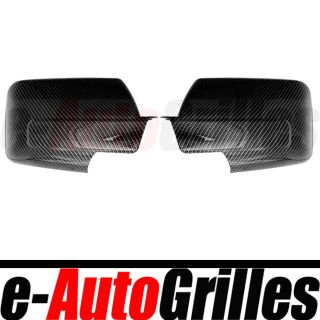 "07 13 Ford Expedition Carbon Fiber ""Look"" Full Mirror Cover Kit A Pair"