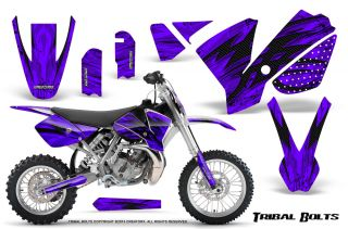 KTM SX65 SX 65 2002 2008 Graphics Kit Creatorx Decals Stickers TBPRNP