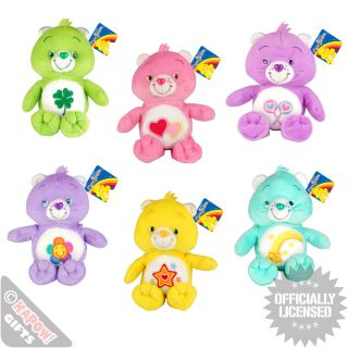 Care Bear Soft Plush Toys Collect Them All Cool Plush Cuddly Game Teddy Cute
