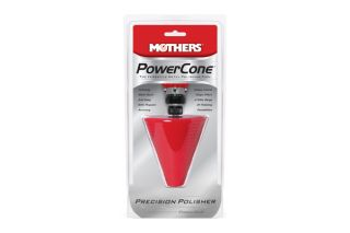 Powercone Versatile Metal Polishing Tool Auto Car Car Care Mothers Brand New