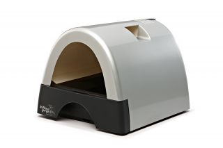 Kitty A Go Go 6 Great Style Designer Litter Box for Cat with Pullout Drawer