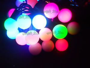 10M RGB 100 Spheres LED Ball String Light Party Fairy Christmas Outdoor Light