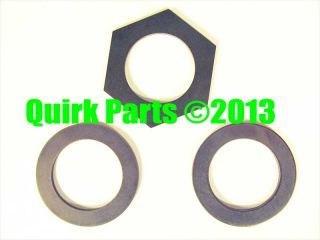 99 04 Ford Super Duty 00 05 Excursion Front Axle Washer Package New Genuine