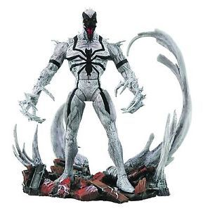Marvel Select Anti Venom Action Figure New Spider Man Eddie Brock