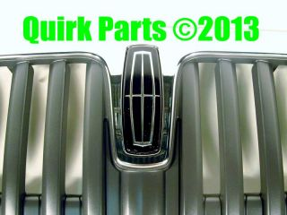 2003 2004 Lincoln LS Chrome Front Grille New Genuine 3W4Z 8200 AAA