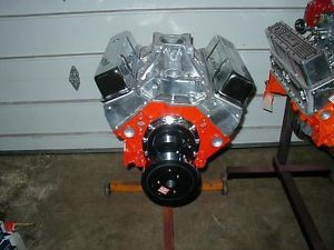 Chevy 406 490HP Smallblock Pro Street Engine New Build Crate Powerful Hi Bidwin
