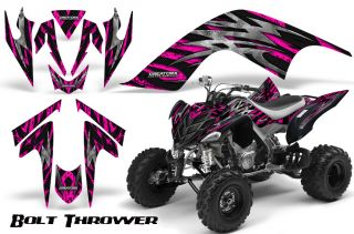Yamaha Raptor 700 Graphics Kit Decals Stickers Creatorx BTP
