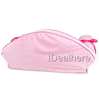 New Luxury Home Decor Pet Dog Princess Sofa Bed Cushion Pink Soft Warm