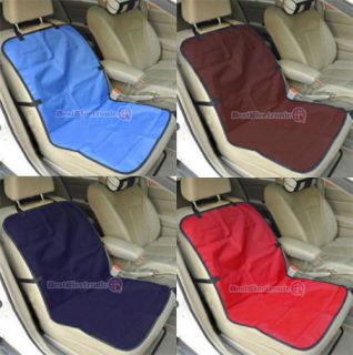 New Nylon Waterproof Car Seat Cover Hammock for Pet Dog 5 Color
