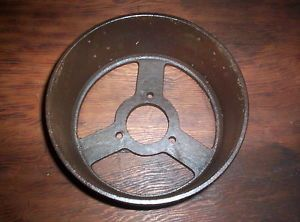 "Nice Original John Deere Hit Miss Gas Engine 1 1 2 3 HP 10"" Pulley E98R RARE"
