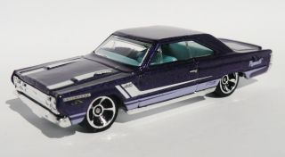 1967 Plymouth GTX 1 64 Scale Diecast Model from Hot Wheels Muscle Mania Mopar