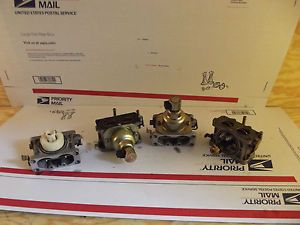 Lawnmower Engine Lawn Mower Carburetor Carb Part Lot 4 Nikki Briggs Stratton