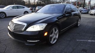 Mercedes Benz s Class Base Sedan 4 Door