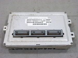 01 Dodge RAM Truck 5 9 at ECU ECM Engine Computer Control PCM 550 P56028550AB
