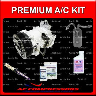 Premium Compressor Kit Dodge RAM Pickup 1994 1995 1996