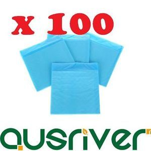 100pcs 33x45cm Super Absorbent Puppy Pet Dog Cat Wee Toilet Lootraining Pads