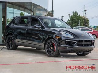 New 2014 Porsche Cayenne Turbo s Tiptronic Nav Bose Panorama 21 Wheels