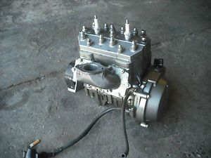 92 550sx Kawasaki Engine Motor JS550 550 Runs Great Complete