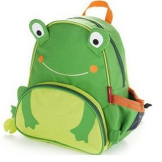 Cute Cartoon Kids Boy Girl's Backpack Mixed Animal Book School Bag Shoulder Bags