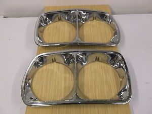 Ford Gran Torino Wagon Ranchero 1973 1974 1975 1976 Headlight Doors