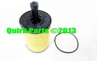 VW Volkswagen Single Oil Filter Replacement Jetta Beetle Golf CC Passat Genuine