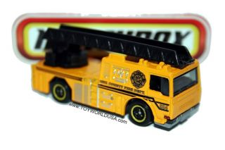 Matchbox Fire Series 2006 Fire Engine