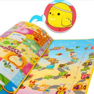 Double Thickening Children Care Play Mat K1384