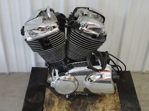 2000 Honda Shadow Sabre VT1100 C2 Engine Transmission Only 18 569 Miles 3122