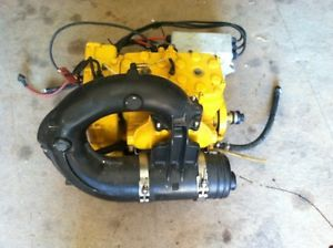 Sea Doo 580 Motor Engine Carbs Exhaust Electrical Box Long Short Block