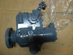 Case 188 207 Engine Injection Pump Rebuilt 480D 580D Loader Backhoe