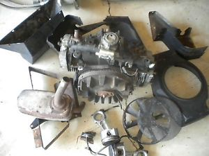 Cub Cadet 582 Briggs 16HP Engine Scored Cylinder