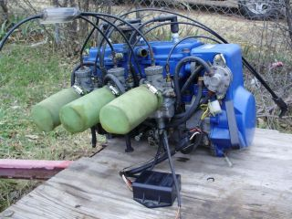 Polaris XLT RMK SP 580 Snowmobile Engine Fresh Complete