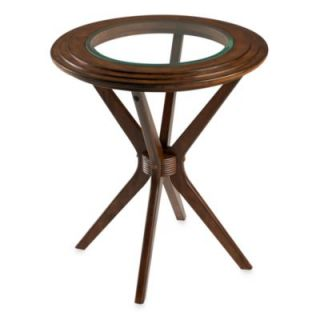 Carolina Chair & Table Radner Side Table in Chestnut