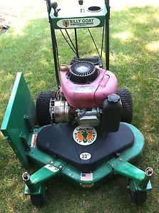 Billy Goat 33 inch Commercial Lawn Mower 13HP OHV