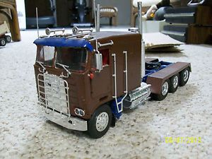 Kenworth Cabover Tri Axle Tractor Only Built