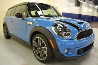 2013 Mini Cooper Clubman s Sport Turbo Pano HID Auto Only 5K M