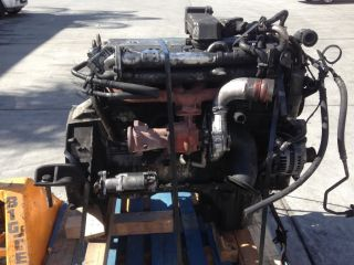06 Mercedes Benz Diesel Engine 0M906LA 260HP No Core