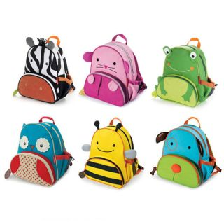 Child Boys Girls Kids Cartoon Cute Book Bag Lunch Box Animal Handbag CLEARANCE