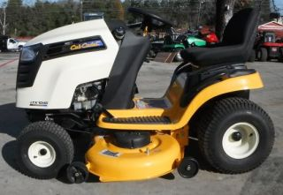 New 46'' Cub Cadet LTX1045 Hydrostatic Lawn Mower Yard Tractor 20HP Kohler Engin