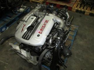 JDM Nissan Skyline GTT R34 RB25DET Engine Neo 6 Engine Motor Only