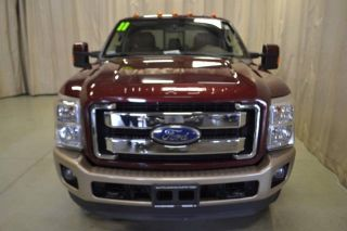 2011 Ford Super Duty F 250 SRW King Ranch