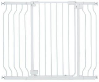 Summer Infant Walk thru Baby Pet Safety Sure Secure Extra Tall Gate Door