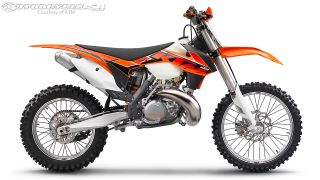 Brand New in Stock and Ready to Race 2014 KTM 250XC 2 Stroke Electric Start