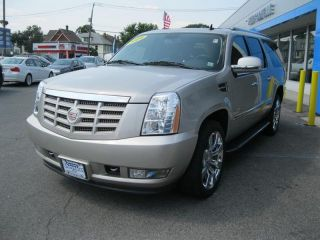 Cadillac Escalade ESV 2009 Base