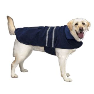 Casual Canine Reflective Dog Coat Jacket Fleece Pet Winter Sweater Clothing
